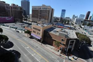 South Building Calls for 247 Units