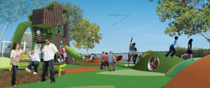 $1M Playground Coming to Grand Park