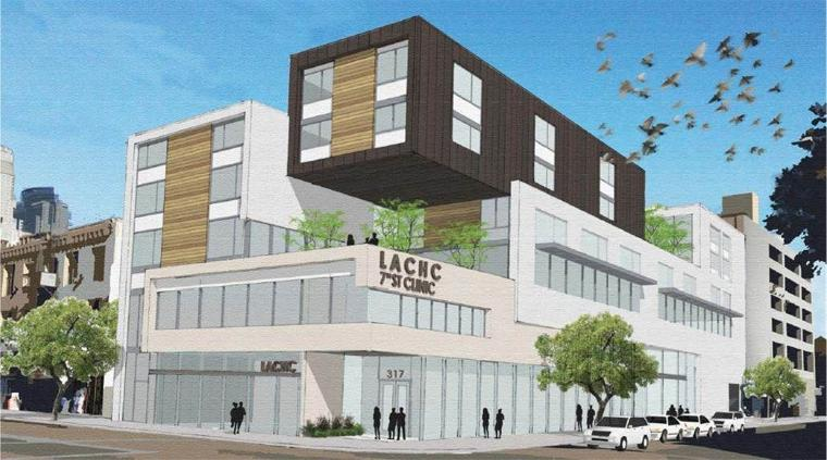 Low Income Housing Proposed Near Flower District Los Angeles Downtown News