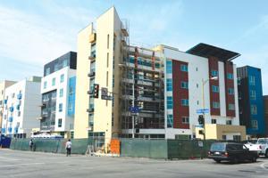 Residential: Gateways Apartments