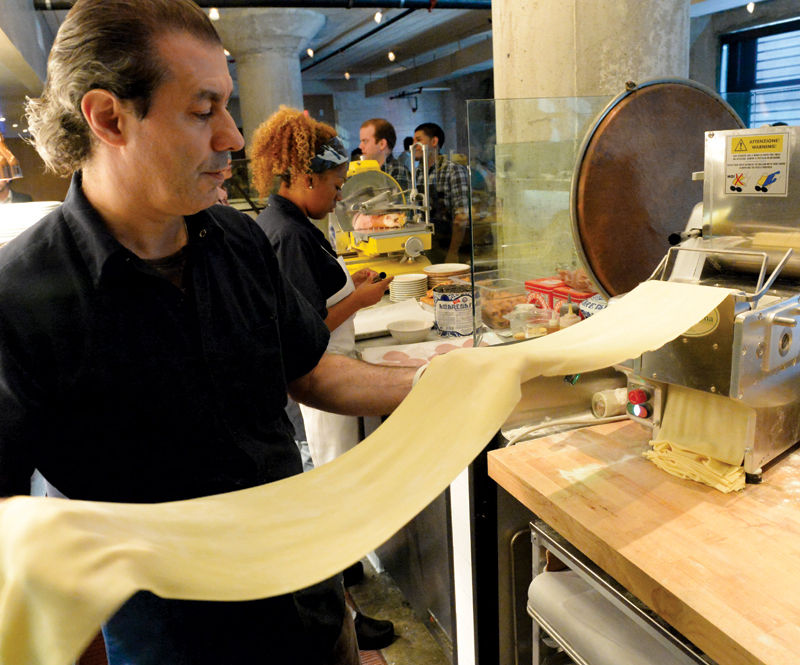 Essential Kitchen Tools: Angelo Auriana Of The Factory Kitchen