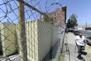 Shipping Containers to Be Used for Skid Row Storage