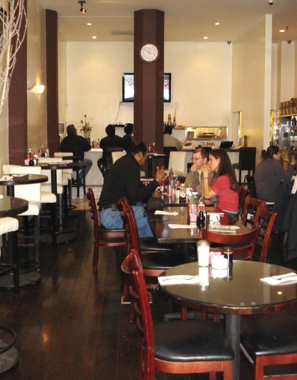 Uncle John S Cafe Downtown La