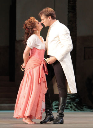 L.A. Opera's Carmen Gets a Dose of Sexy Intelligence