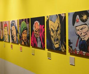 JANM Show Explores Comic Book Stereotypes