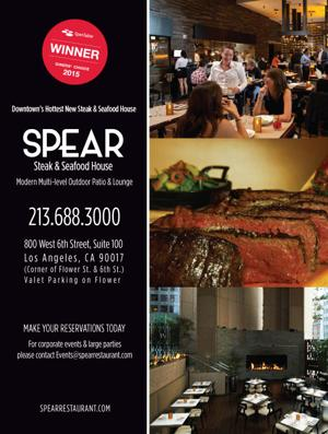 Spear Steak & Seafood House
