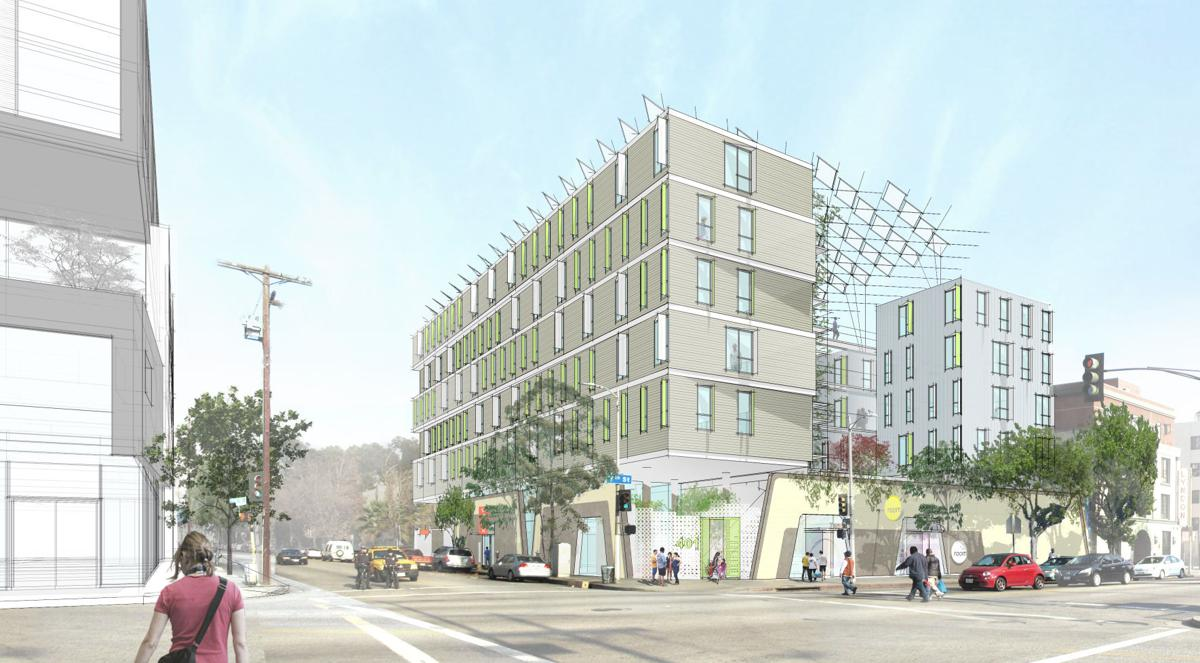 Low Income Housing Proposed Near Flower District News