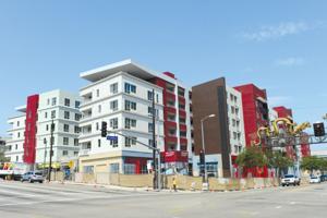 Residential: Jia Apartmets