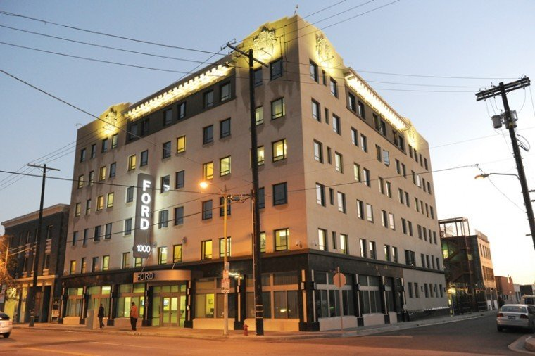 Ford Apartments Opened In The Past Five Months Development Ladowntownne
