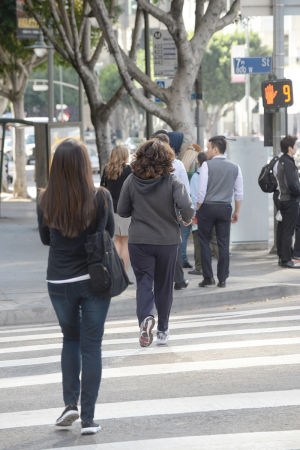 Police Crackdown on Jaywalking Means Tickets of Up to $250