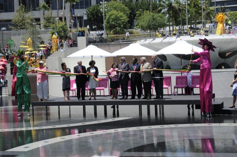 Grand Park Opening