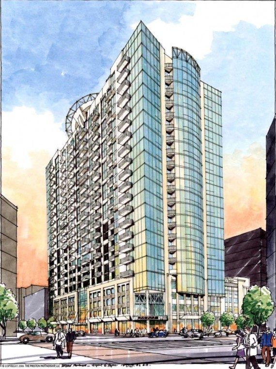 high rise apartment complex slated for south park news