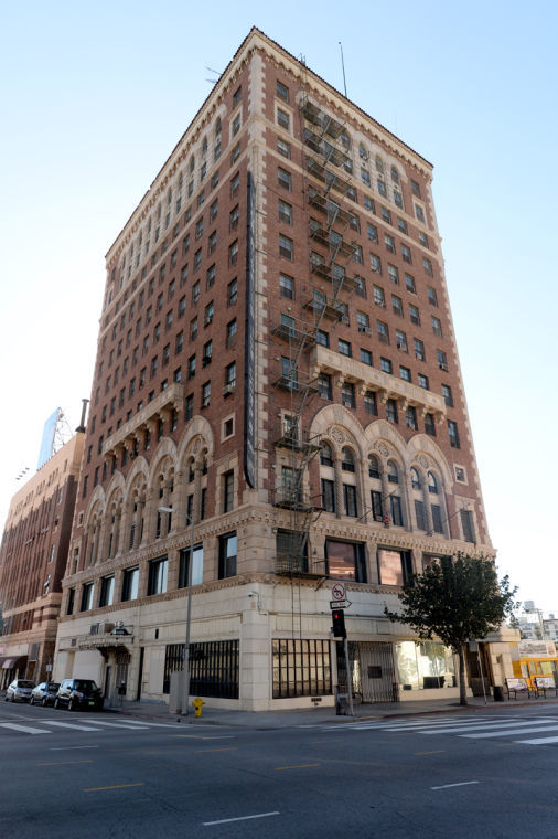 Historic broadway building to become four star boutique for 4 star boutique hotel
