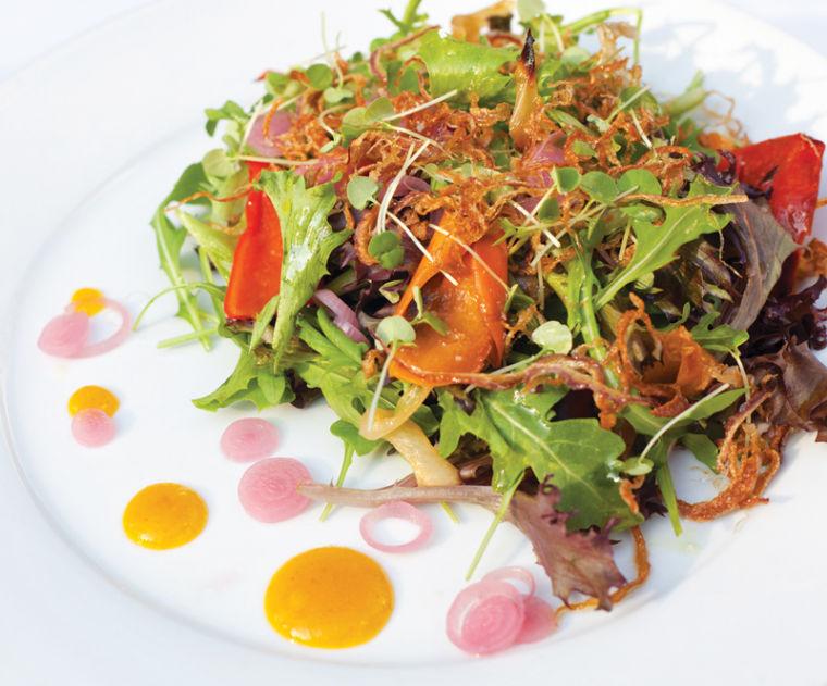 Green Shallots Thai Cafe Menu