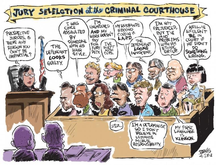 jury selection process essay ideas