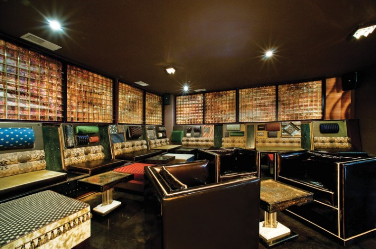 Salvage bar lounge for Salvaged building materials los angeles