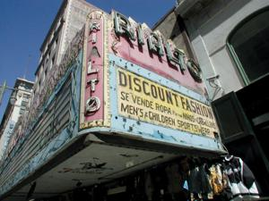New Project: Urban outfitters/Rialto Theatre