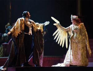 Big Voices, Including Plácido, Are Back With L.A. Opera's 'Thaïs'