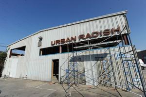 Urban Radish Market to Open May 29