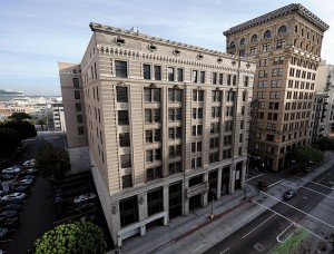 Banco Popular Building To Become Apartments Los Angeles Downtown News For
