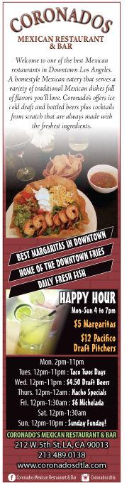 Coronados Mexican Restaurant & Bar