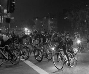 After CicLAvia, a Mad Bike Ride Around City Hall