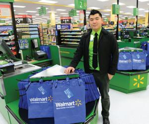 As Wal-Mart Opening Nears, Division Remains in Chinatown