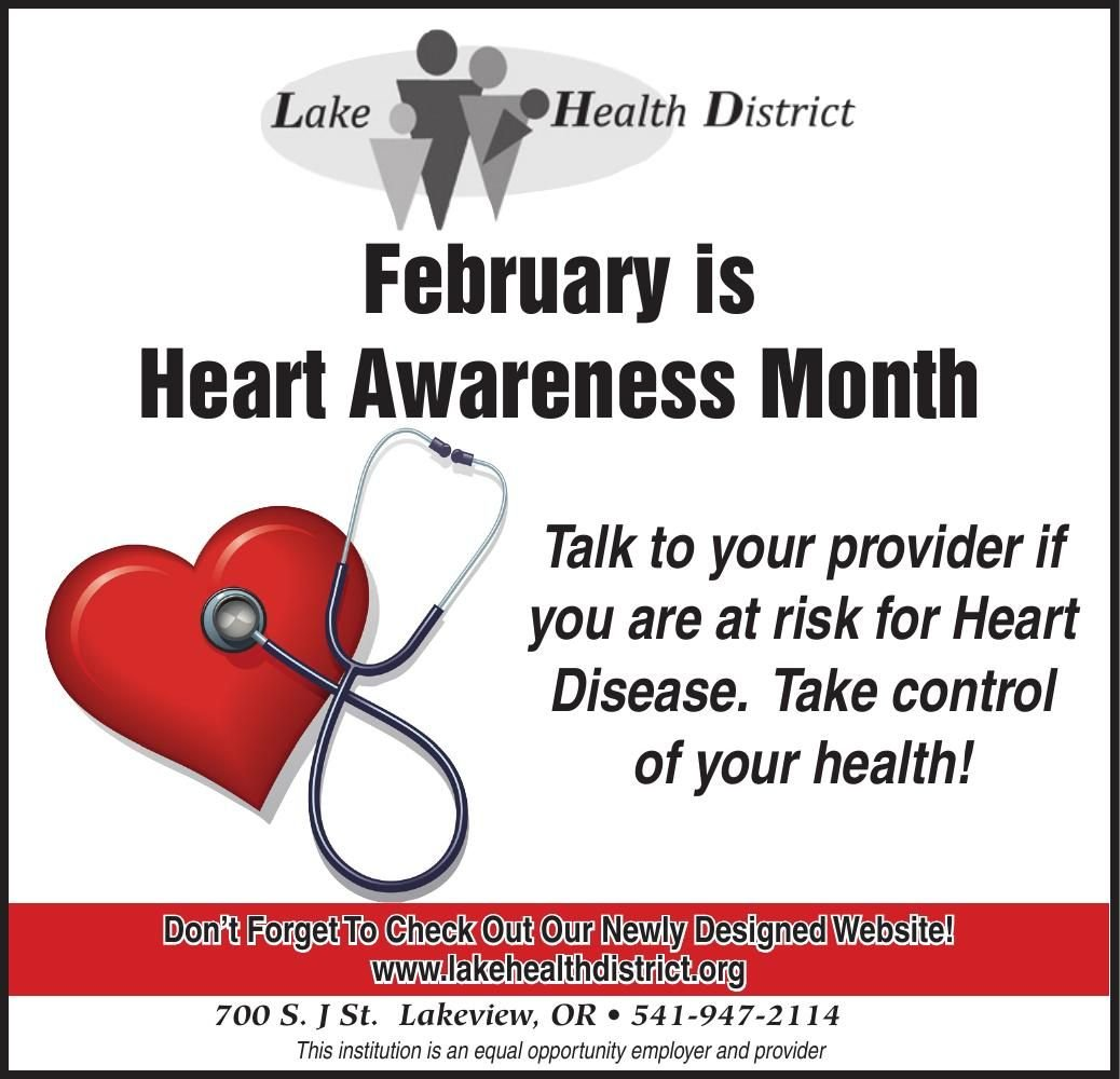 LDH - Heart Month
