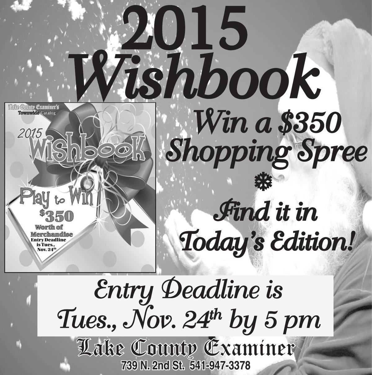Wishbook 2015