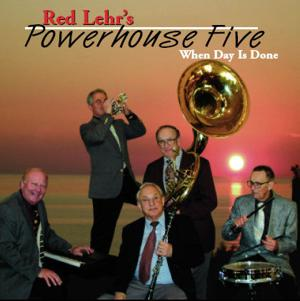 Coming Events - Ozark Jazz Society Hosts Red Lehr's Powerhouse Five