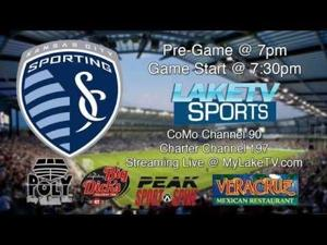 Sporting KC on LakeTV - KC vs Real Salt Lake