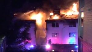 Osage Beach Firefighters Awarded For Condo Fire Rescue [VIDEO]