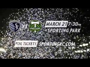 Sporting KC on LakeTV Week 2 - KC vs Portland