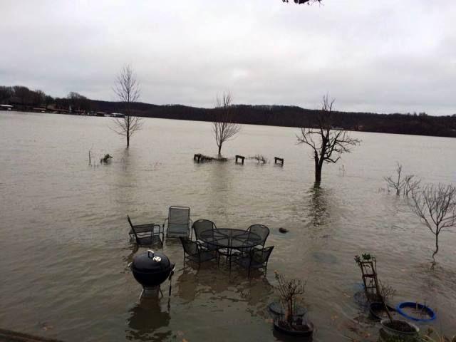 Flooding Around Lake Of The Ozarks Gallery I Lakeexpo Com Lake Events