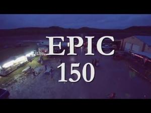 Epic 150 Gravel Road Bike Race