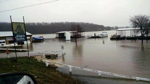 Flooding Around Lake Of The Ozarks Gallery I Lakeexpo