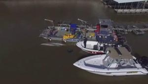 Recovering Boat That Sank In Lake Of The Ozarks [VIDEO]