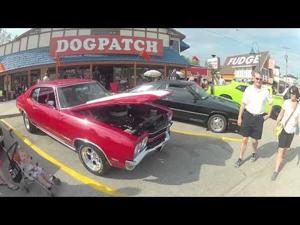 Magic Dragon Street Meet Car Show 2015