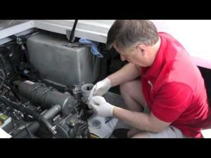 Diesel Boat How-To: Changing A Marine Diesel Engine Fuel Filter