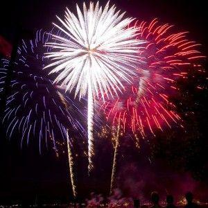Coming Events - Memorial Weekend Fireworks