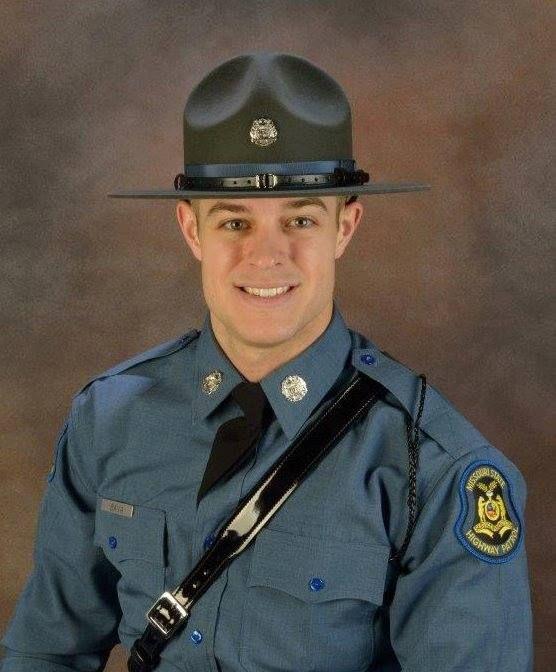 Visitation funeral arrangements made for trooper killed last week
