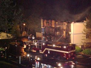 2011 Willows Condominium Fire