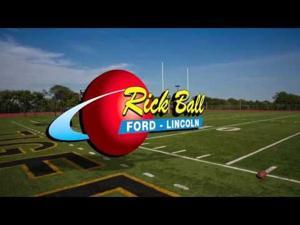 Week 6 High School Football Promo -- Versailles Vs. Eldon