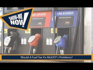 Would A Fuel Tax Fix MoDOT's Problems? [VIDEO]