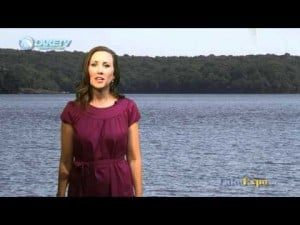 Lake News Update with Ashley Kile-May 30, 2012