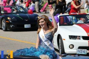 Miss Dogwood 2012