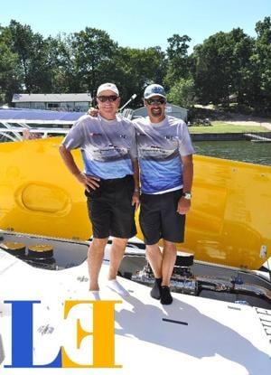 Bob Morgan and Jeff