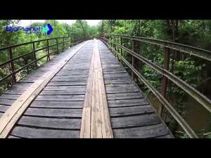 Flooding At Swinging Bridges -- Lake Of The Ozarks