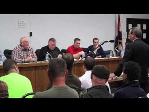 Lazy Gators Public Hearing - Camden County Planning & Zoning