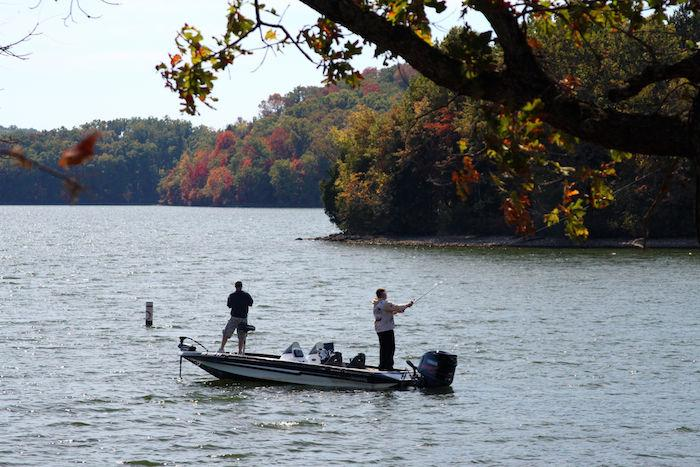 Fishing report where to go what to throw on lake of the for Crappie fishing lake of the ozarks